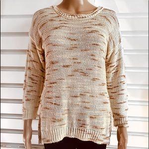 🛍NWOT Harrods London Sweater! 75% Cashmere,25% W